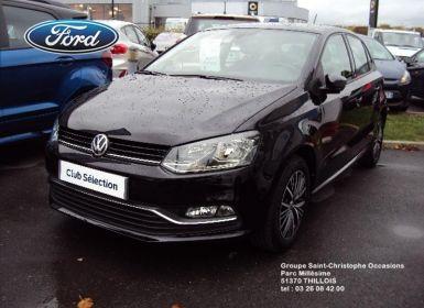 Acheter Volkswagen Polo 1.0 60ch Match 5p Occasion