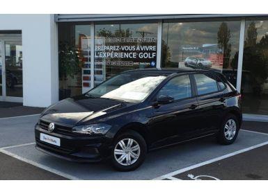 Achat Volkswagen Polo 1.0 75 S&S Trendline Occasion