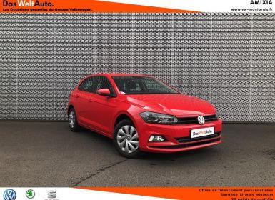 Voiture Volkswagen Polo 1.0 75ch Trendline Business Occasion