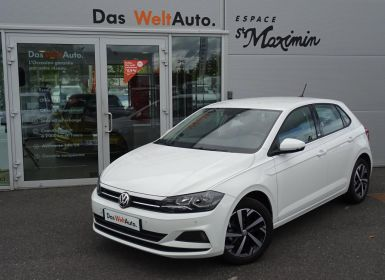 Achat Volkswagen Polo 1.0 TSI 95 S&S BVM5 Connect Occasion