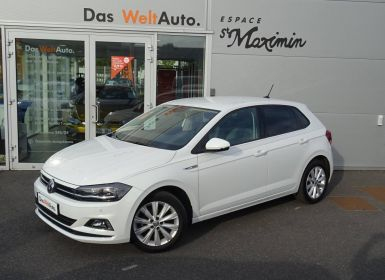 Voiture Volkswagen Polo 1.0 TSI 95 S&S BVM5 Copper Line Occasion