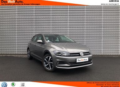 Voiture Volkswagen Polo 1.0 TSI 95ch Connect Euro6d-T Occasion