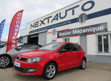 Achat Volkswagen Polo 1.2 60CH MATCH 5P Occasion
