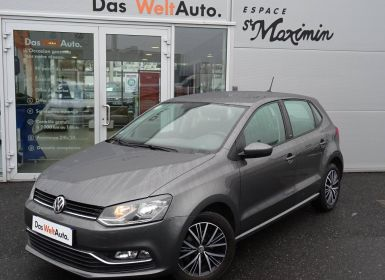 Achat Volkswagen Polo 1.2 TSI 90 BlueMotion Technology Série Spéciale Lounge Occasion
