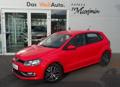 Voiture Volkswagen Polo 1.2 TSI 90 BMT Match Occasion