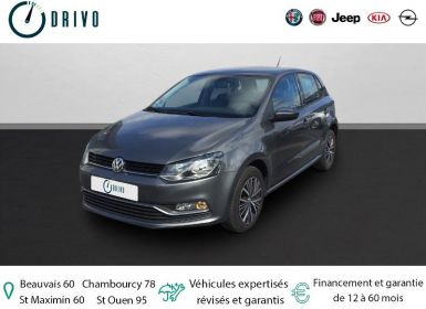Vente Volkswagen Polo 1.2 TSI 90ch BlueMotion Technology Allstar 5p Occasion