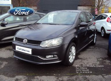 Voiture Volkswagen Polo 1.2 TSI 90ch BlueMotion Technology Lounge 5p Occasion