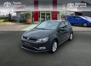 Vente Volkswagen Polo 1.2 TSI 90ch BlueMotion Technology Lounge 5p Occasion