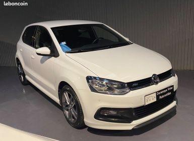 Vente Volkswagen Polo 1.2 TSI 90ch R Line DSG7 / 2017 Occasion