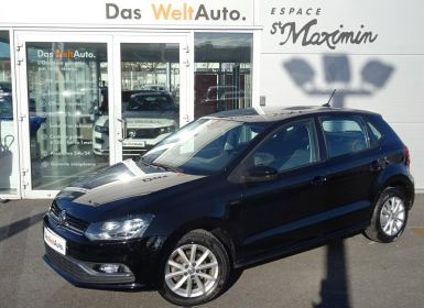 Voiture Volkswagen Polo 1.4 TDI 75 BlueMotion Technology Série Spéciale Lounge Occasion