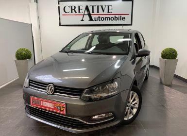 Vente Volkswagen Polo 1.4 TDI 75 CV 2015 GPS 58500 KMS Occasion