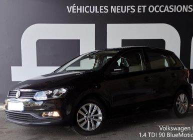 Vente Volkswagen Polo 1.4 TDI 90 BLUEMOTION TECHNOLOGY  Occasion