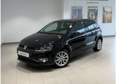 Acheter Volkswagen Polo 1.4 TDI 90 BMT Carat Occasion