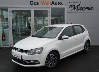 Voiture Volkswagen Polo 1.4 TDI 90 BMT Match Occasion