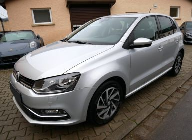 Volkswagen Polo 1.4 TDi 90 DSG, GPS, Bluetooth, Climatisation automatique, Sièges chauffants