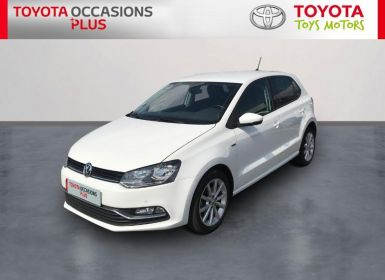 Achat Volkswagen Polo 1.4 TDI 90ch BlueMotion Technology Lounge DSG7 5p Occasion