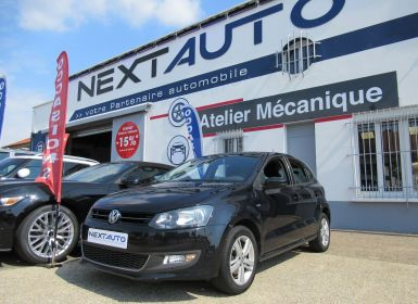 Volkswagen Polo 1.6 TDI 90CH BLUEMOTION TECHNOLOGY FAP LIFE 5P