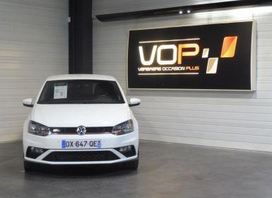 Achat Volkswagen Polo 1.8 TSI GTI 192 CV BLUEMOTION TECH Occasion