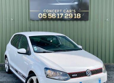 Vente Volkswagen Polo 5 GTI , 1.4 TSi 16V , DSG7 , 180 Cv , Boîte auto Occasion