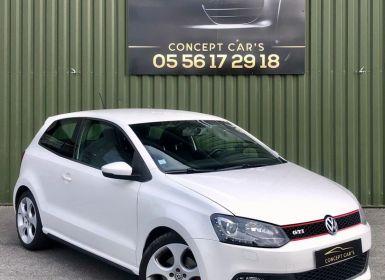 Vente Volkswagen Polo V GTI 1.4 FSi DSG7 180 cv Boîte auto Occasion
