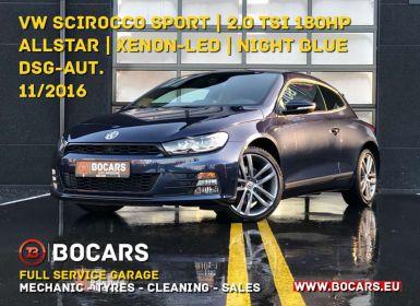 Vente Volkswagen Scirocco 2.0 TSI 180pk DSG | Bi-Xenon | VERKOCHT - VENDU - SOLD Occasion