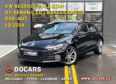 Vente Volkswagen Scirocco 2.0 TSI 180pk DSG | Camera | Navi | Bi-Xenon Occasion