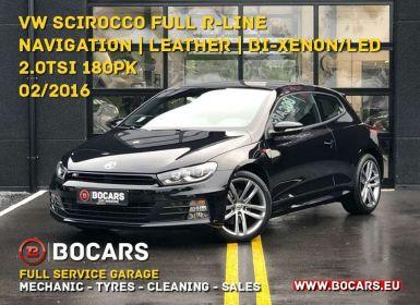 Vente Volkswagen Scirocco 2.0 TSI 180pk DSG| Full R-Line (int. & ext.) Leder Occasion