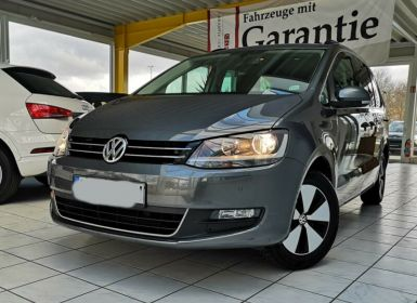 Achat Volkswagen Sharan 2.0 TDI 140ch Blue FAP Confort Occasion