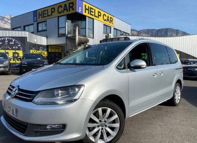 Vente Volkswagen Sharan 2.0 TDI 140CH BLUEMOTION FAP CARAT DSG6 Occasion