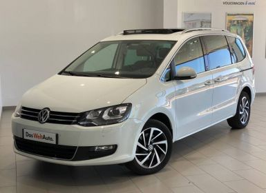 Achat Volkswagen Sharan 2.0 TDI 184 BlueMotion Technology DSG6 Sound Occasion