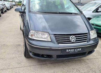 Volkswagen Sharan 2.0 TDi Executive 7places Occasion