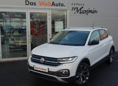 Acheter Volkswagen T-Cross 1.0 TSI 115 Start/Stop BVM6 First Edition Neuf