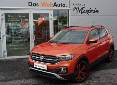 Voiture Volkswagen T-Cross 1.0 TSI 115 Start/Stop BVM6 Lounge Occasion