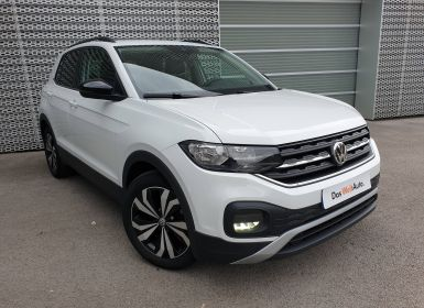 Voiture Volkswagen T-Cross 1.0 TSI 95 Start/Stop BVM5 Lounge Occasion