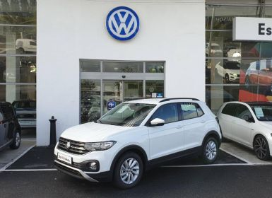 Voiture Volkswagen T-Cross 1.6 TDI 95 Start/Stop DSG7 Lounge Occasion