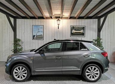 Achat Volkswagen T-Roc 2.0 TDI 150 CV CARAT EXCLUSIVE 4MOTION DSG Occasion