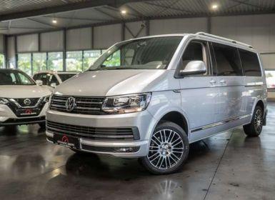 Vente Volkswagen T6 Caravelle - 6 zitplaatsen - Lichte vrachtwagen - Leder Occasion