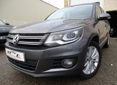 Volkswagen Tiguan 0 TDI 140 BLUEMOTION TECHNOLOGY CARAT Occasion