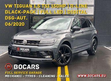 Vente Volkswagen Tiguan 1.5 TSI 150pk DSG | R-Line & BlackPack | Full LED Occasion