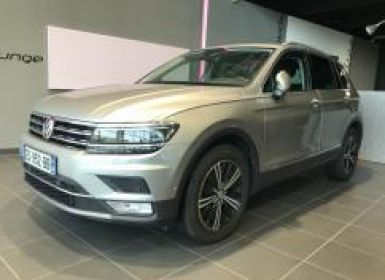 Achat Volkswagen Tiguan 2 0 TDI 150 BLUEMOTION TECHNOLOGY CARAT EDITION Occasion