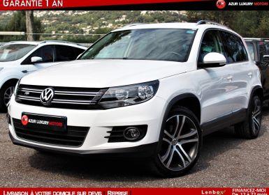 Vente Volkswagen Tiguan (2) 2.0 TDI 140 FAP 4MOTION SPORTLINE DSG 7 Occasion