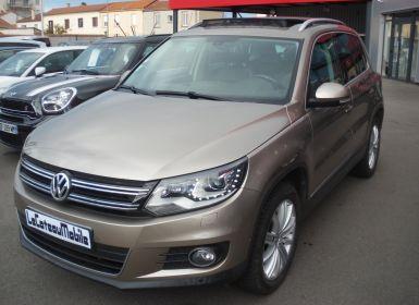 Achat Volkswagen Tiguan 2 LITRES TDI 140 CV CARAT 4 MOTION DSG Occasion