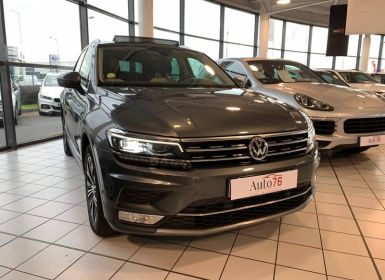 Voiture Volkswagen Tiguan 2.0 BI-TDI 240ch BlueMotion Technology Carat Exclusive 4Motion DSG7 Occasion