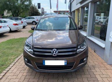 Achat Volkswagen Tiguan 2.0 TDI 140 CH CARAT DSG 4 MOTION Occasion