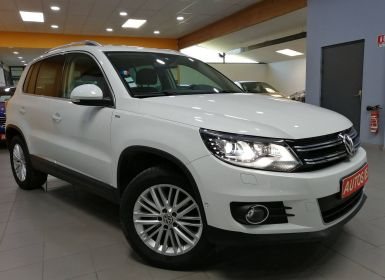 Achat Volkswagen Tiguan 2.0 TDI 140CH BLUEMOTION TECHNOLOGY FAP CUP 4MOTION Occasion