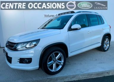 Achat Volkswagen Tiguan 2.0 TDI 140ch BlueMotion Technology FAP R Exclusive 4Motion DSG7 Occasion