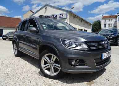 Vente Volkswagen Tiguan 2.0 TDI 140CH BLUEMOTION TECHNOLOGY FAP R EXCLUSIVE 4MOTION DSG7 Occasion
