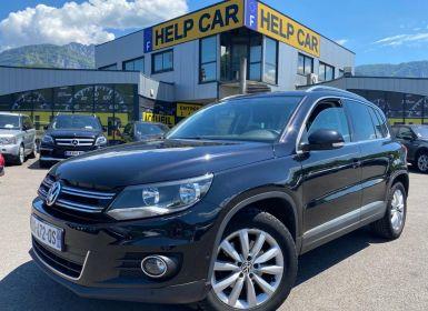 Vente Volkswagen Tiguan 2.0 TDI 140CH BLUEMOTION TECHNOLOGY FAP SPORTLINE BUSINESS Occasion