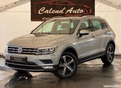 Volkswagen Tiguan 2.0 tdi 150 carat exclusive 4motion dsg7 Occasion