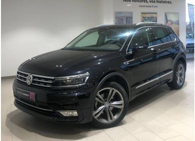 Vente Volkswagen Tiguan 2.0 TDI 150 DSG7 Carat Exclusive Occasion